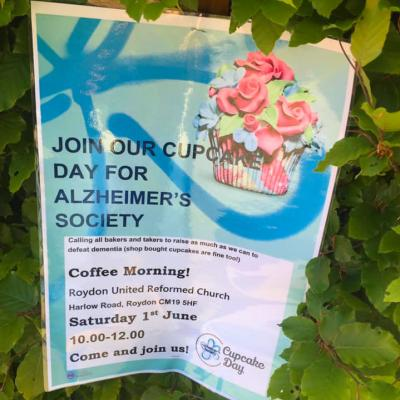 Alzheimers Coffee Morning - June 2019