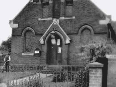 Burnt Mill Methodist Church