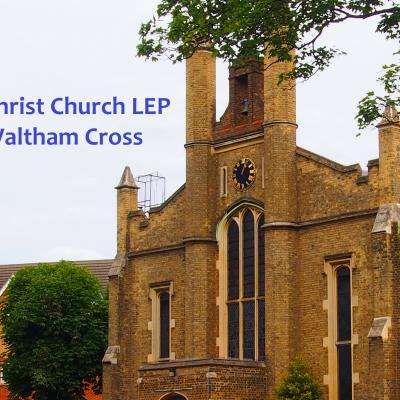 Christ Church LEP Page Image
