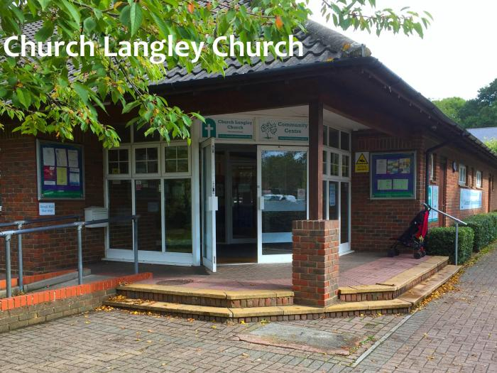 Church Langley Page