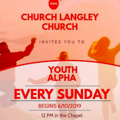 Church Langley Youth Alpha