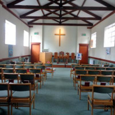 Epping URC Sanctuary
