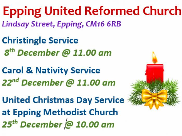 Epping URC Services