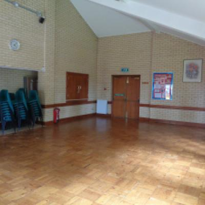 Epping URC - The Hall