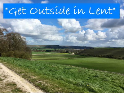 Get Outside In Lent