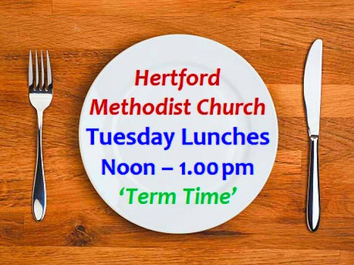 Hertford Tuesday Lunches