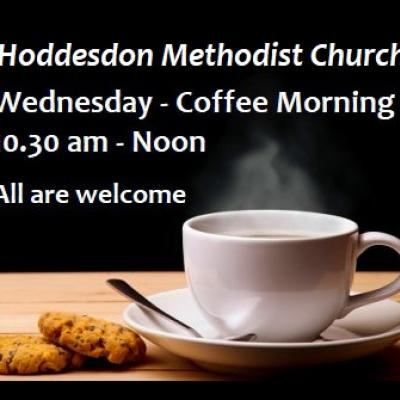 Hoddesdon Wednesday Coffee Morning 3