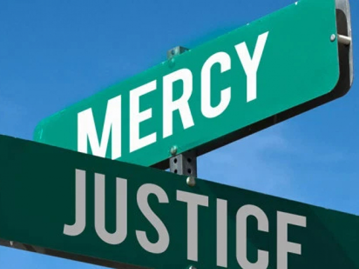 Justice and mercy