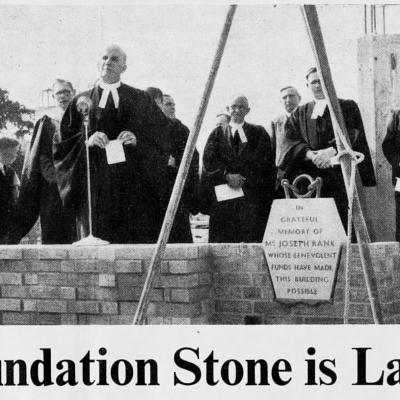 Laying Foundation - 27 June 1953 02 - Web