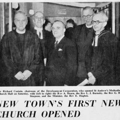 Opening - 30 Oct 1954 - Photo - Web