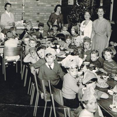 St Andrews Christ Party - 1960s