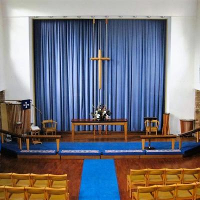 St Andrews Interior 01