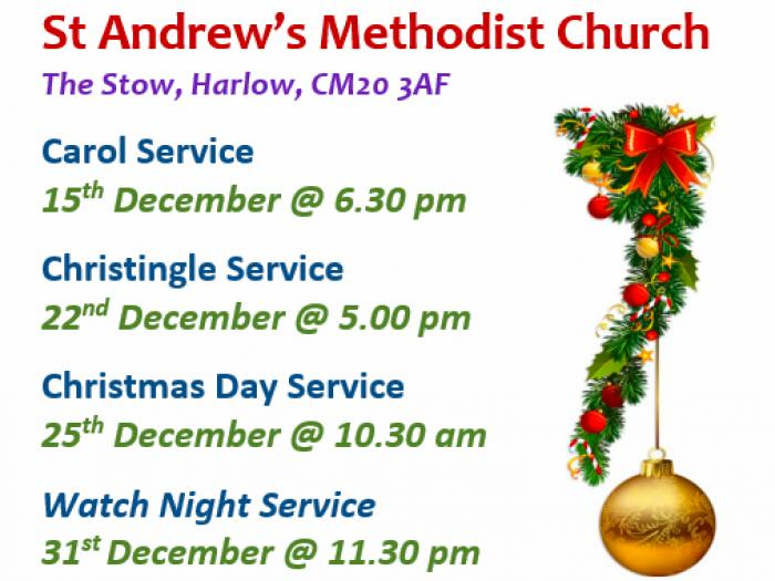 St Andrews Service List