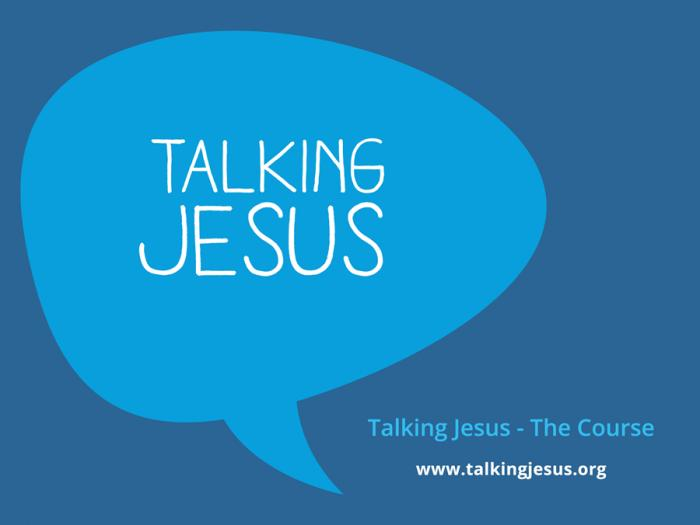 Talking Jesus