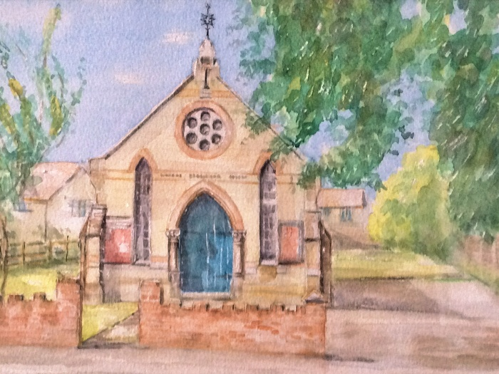Watton Watercolour 01