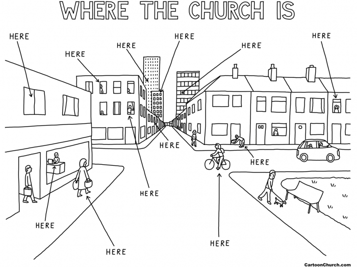 Where Church Is